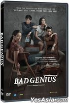 Bad Genius (2017) (DVD) (English Subtitled) (Thailand Version)