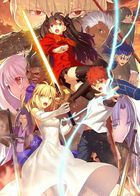 Fate/stay night [Unlimited Blade Works] (Blu-ray) (Box II) (Limited Edition) (English Subtitled) (Japan Version)