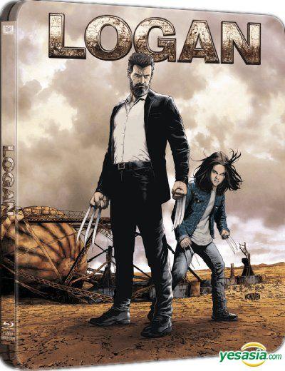 Yesasia Logan 2017 Blu Ray 2 Disc Steelbook Edition Hong Kong Version Blu Ray Boyd Holbrook Hugh Jackman 20th Century Fox Western World Movies Videos Free Shipping