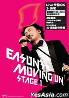 Eason's Moving On Stage 1 Karaoke (3DVD)