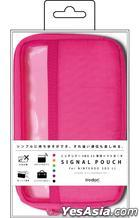 3DS LL Signal Pouch (粉红色) (日本版)