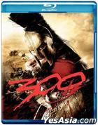 300 (Blu-ray) (Hong Kong Version)