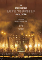 BTS World Tour 'Love Yourself' -Japan Edition- [BLU-RAY +POSTER] (Normal Edition) (Japan Version)