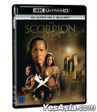 The Scorpion King  (4K Ultra HD + Blu-ray) (2-Disc) (Limited Edition) (Korea Version)