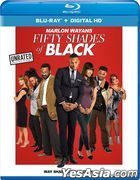 Fifty Shades of Black (2016) (Blu-ray + Digital HD) (Unrated) (US Version)