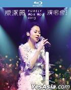 Purely For You 2013 Concert In Hong Kong Karaoke (Blu-ray)