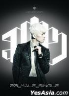 Jang Woo Young Mini Album Vol. 1 - 23, Male, Single (Silver Edition)