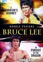 A Warrior's Journey / In Pursuit Of The Dragon (Double Feature Bruce Lee) (DVD) (US Version)