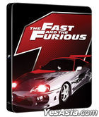 The Fast And The Furious (Blu-ray) (Steelbook Limited Edition) (Korea Version)