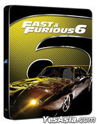 Fast & Furious 6 (Blu-ray) (Steelbook Limited Edition) (Korea Version)
