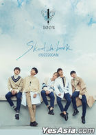 100% Mini Album - Sketchbook
