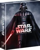 Star Wars The Complete Saga (Blu-ray) (Limited Edition) (Japan Version)