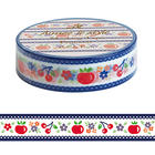 Aimez le style Masking Tape Primaute Regular Polish Fruits