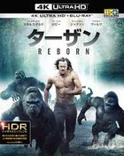 The Legend of Tarzan (4K Ultra HD + 3D + 2D Blu-ray) (Japan Version)