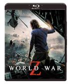 World War Z Extended Edition 2D Blu-ray (Japan Version)