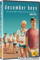December Boys (DVD) (Korea Version)
