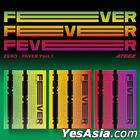 ATEEZ 5thミニアルバム - ZERO : FEVER Part.1 (ランダムバージョン)