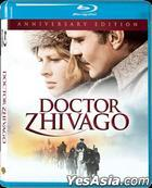 Doctor Zhivago (1965) (Blu-ray) (Anniversary Edition) (Hong Kong Version)