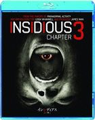 Insidious Chapter 3 (Blu-ray)(Japan Version)