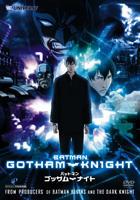 Batman Gotham Knight (DVD) (Japan Version)