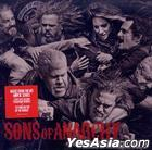 Sons Of Anarchy 3 Original TV Soundtrack (OST) (US Version)
