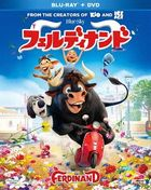 Ferdinand (Blu-ray + DVD) (Japan Version)