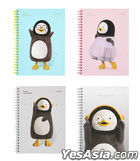 Pengsoo Study Planner for 100 Days (White Gray)