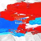 Tricolor EP (SINGLE+DVD) (First Press Limited Edition) (Japan Version)