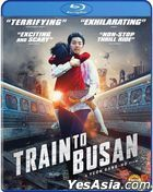 Train to Busan (2016) (Blu-ray) (US Version)