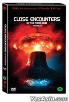 Close Encounters 30th Anniversary (DVD) (Ultimate Edition) (Korea Version)