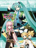 Hatsune Miku Live Party 2011 (MikuPa ♪) (Limited Edition)(Japan Version)