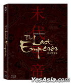 The Last Emperor (Blu-ray) (Booklet + Postcard) (Full Slip Scanavo Case Numbering Limited Edition) (Korea Version)