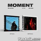 Kim Jae Hwan Mini Album Vol. 2 - MOMENT (Random Version) + Random Poster in Tube