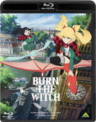 BURN THE WITCH (Blu-ray) (Normal Edition) (Japan Version)
