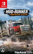 Mudrunner: American Wilds (Japan Version)