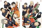 Haikyu!! Vol.9 (Blu-ray+CD)(Japan Version)