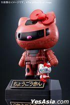 Chogokin : Char's Zaku II Hello Kitty