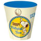SNOOPY 塑胶杯 270ml (运动系列/排球)