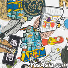 Akdong Musician - AKMU Sticker Set