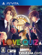 LOVE QUIZ (Normal Edition) (Japan Version)