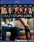 Crazy, Stupid, Love. (2011) (Blu-ray) (Hong Kong Version)