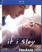 If I Stay (2014) (Blu-ray) (Hong Kong Version)