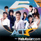 OST : Exact - Acts Track Vol. 5 Karaoke (VCD) (Thailand Version)