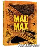 Mad Max: Fury Road (4K Ultra HD + Blu-ray) (Limited Edition) (Korea Version)