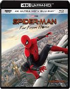 Spider-Man: Far From Home (4K Ultra HD + Blu-ray) (Japan Version)