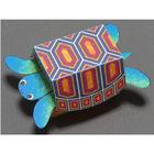 Paper Craft: Surprised Turtle (2pcs Set)