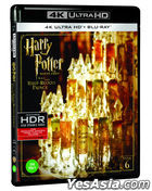 Harry Potter and the Half-Blood Prince (4K Ultra HD + Blu-ray) (2-Disc) (Limited Edition) (Korea Version)