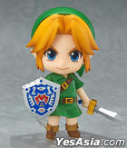 Nendoroid : The Legend of Zelda Link Majora's Mask 3D Ver.