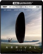 Arrival (4K Ultra HD + Blu-ray) (Japan Version)