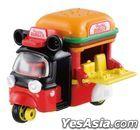 Disney Motors : DM-04 Doobie Burger Shop Mickey Mouse